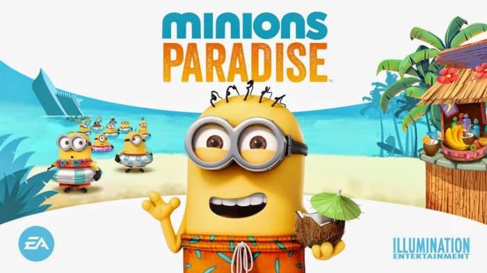 Ya se puede descargar Minions Paradise para Android