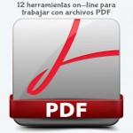 Aplicación con 12 poderosas herramientas para trabajar con archivos PDF