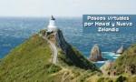Paseos virtuales por Hawai  y Nueva Zelandia