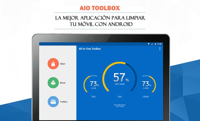 La mejor aplicación para limpiar tu móvil con Android