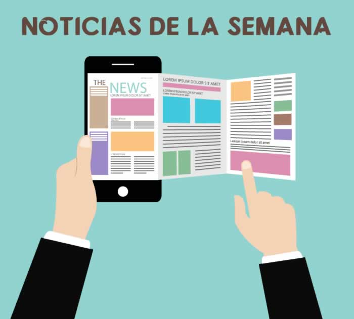 Noticias breves: Google Chrome, Gmail, Facebook y Twitter