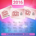 Más calendarios 2016 personalizables y listos para imprimir