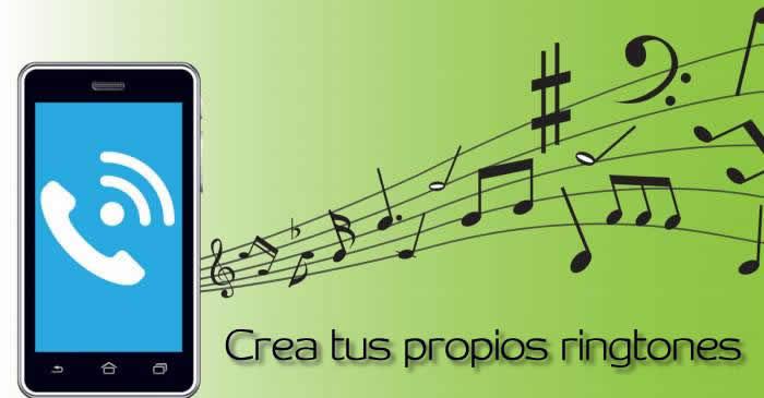 Aplicación web y móvil para que puedas crear ringtones para tu teléfono