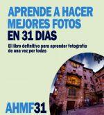 Curso gratuito para aprender fotografía en 31 días