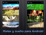 Lusity. Una aplicación Android para el sueño y la relajación
