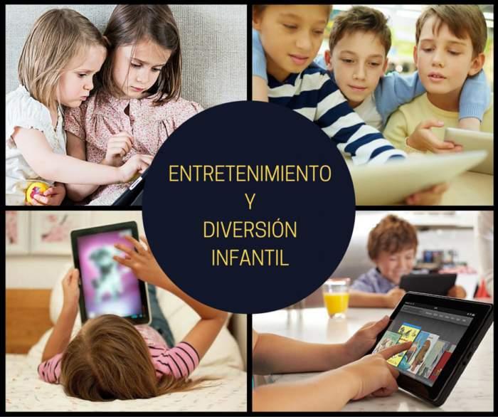 Entretenimiento de los niños/as
