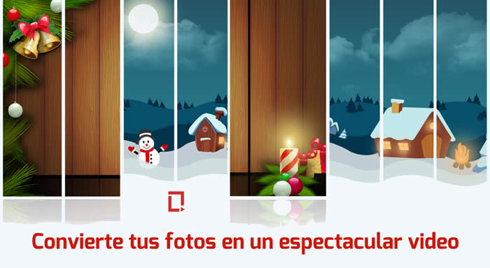 App (Android) para crear un espectacular video a partir de tus fotos