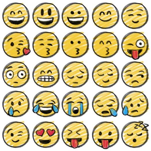 emoticones-dibujo-lapiz