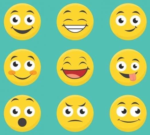 emoticones-sonrientes