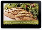 Aplicación para llevar miles de recetas en tu teléfono o tablet