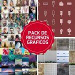 Pack de recursos gráficos para descargar gratuitamente