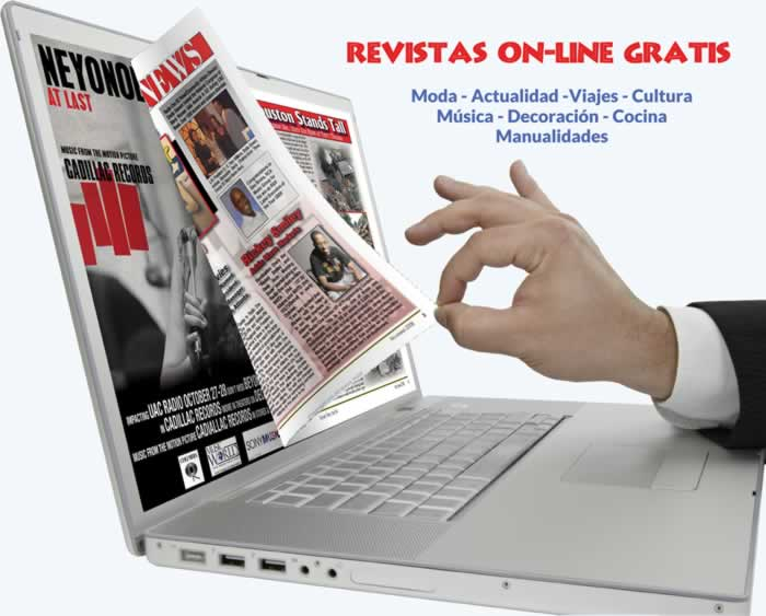 Leer revistas on-line gratis