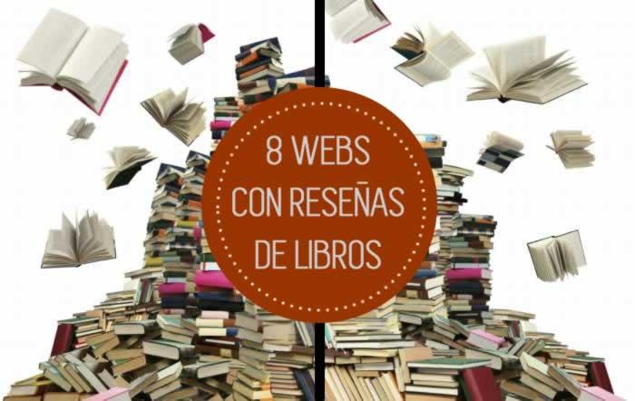 8 sitios web para leer reseñas de libros