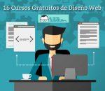 16 Cursos Gratuitos de Diseño Web