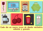 Cada día un nuevo icono de diseño exclusivo, editable y gratuito