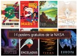 14 posters gratuitos de la NASA