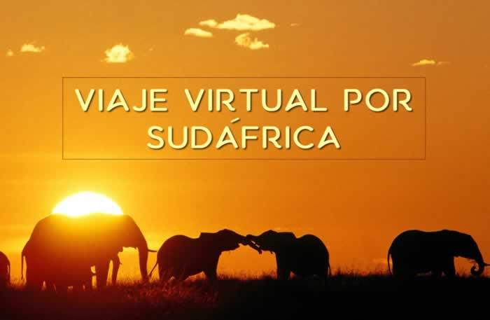 Viaje virtual por Sudáfrica