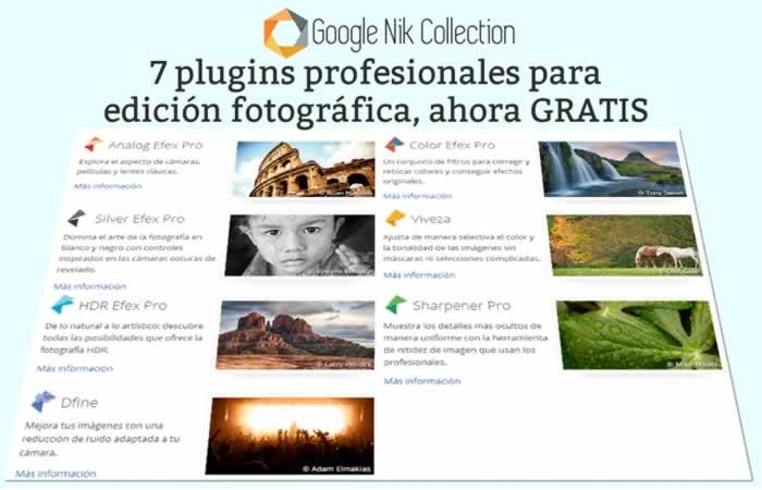 7 plugins gratuitos para crear imágenes impresionantes