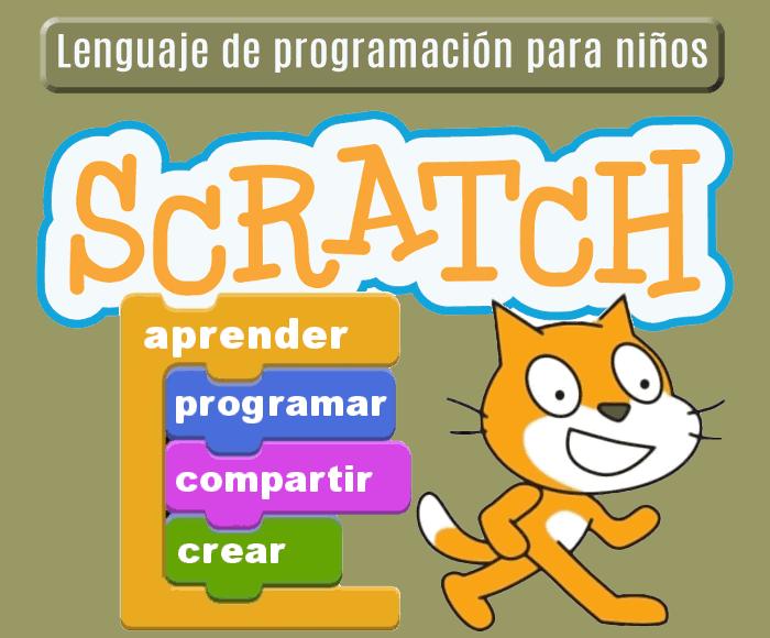 Programación para que los niños aprendan a programar, crear y compartir