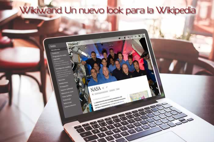 Wikiwand. Un nuevo look para la Wikipedia