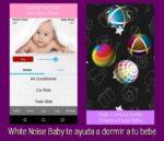 White Noise Baby te ayuda a dormir a tu bebé