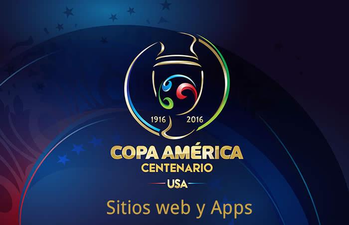 Copa América Centenario USA 2016. Toda la información