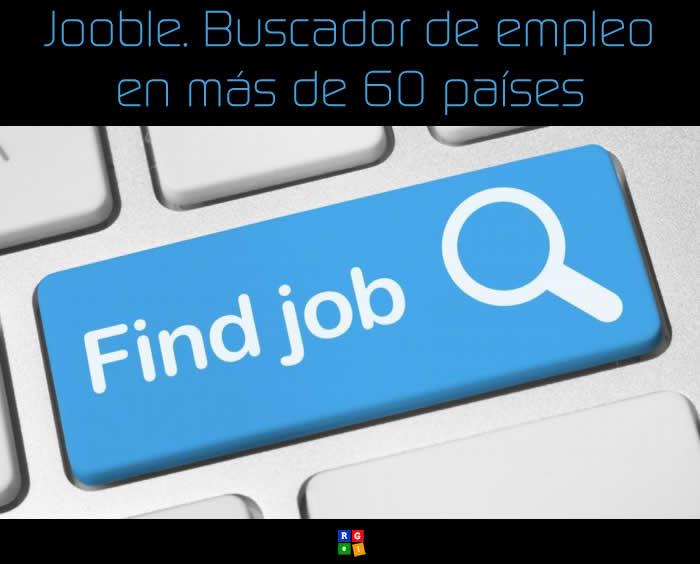 Jooble. Buscador de empleo en más de 60 países