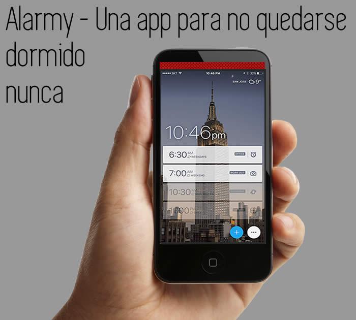 Una app para no quedarse dormido nunca