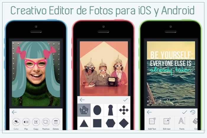 Uno de los mejores editores fotográficos del mundo, Befunky para iOS y Android