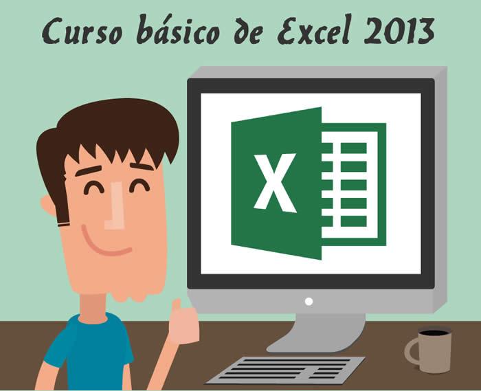 Curso básico de Excel 2013