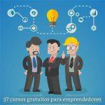17 cursos gratuitos para emprendedores