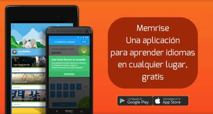 Memrise. Una aplicación para aprender idiomas en cualquier lugar, gratis