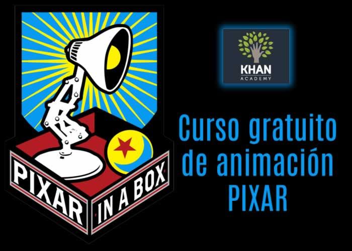 Aprende las técnicas de Pixar para desarrollar espectaculares animaciones