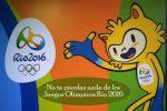 No te pierdas nada de los Juegos Olímpicos Río 2016