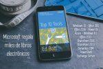 Microsoft libera miles de ebooks para descargar gratuitamente