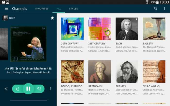 Classical Radio y Rock Radio, dos aplicaciones con la mejor música clásica y de rock