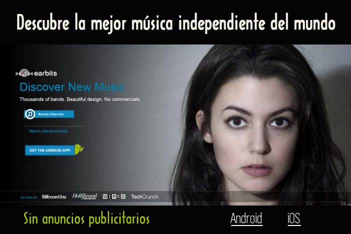 Descubre la mejor música independiente del mundo