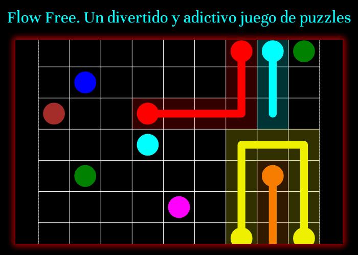 Flow Free. Un divertido y adictivo juego de puzzles