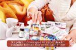 3 aplicaciones que te recordarán cuando tomar tus medicamentos