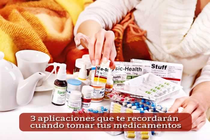 aplicaciones-para-recordar-tomar-medicamentos
