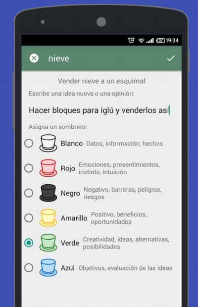 creativity-en-android
