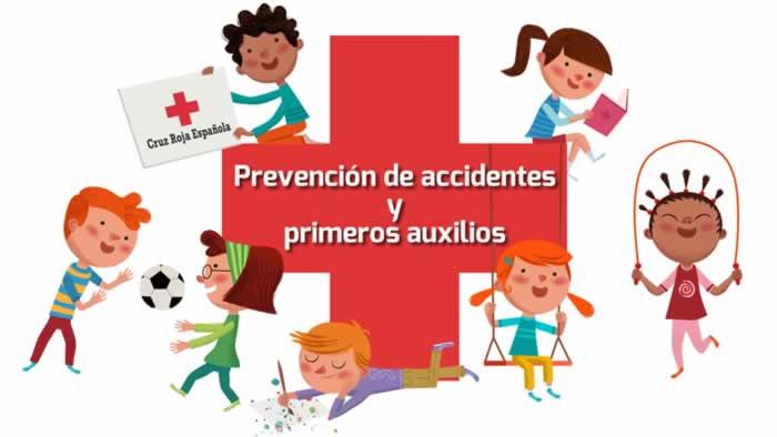 Aplicación infantil de la Cruz Roja para prevenir accidentes
