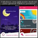 Fabulous, una aplicación Android para generar hábitos positivos