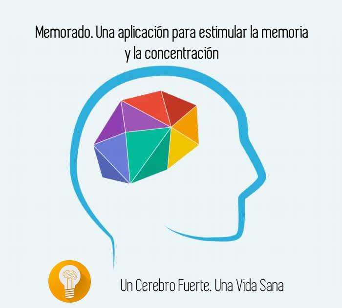 Memorado. Una aplicación para estimular la memoria y la concentración
