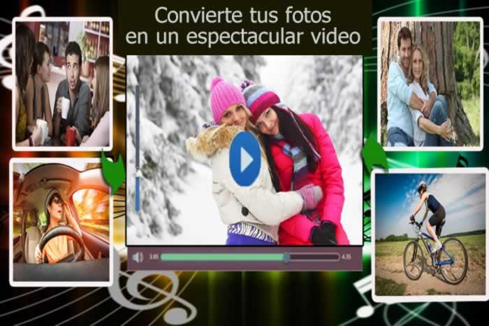 Una aplicación que convierte tus fotos en un espectacular video
