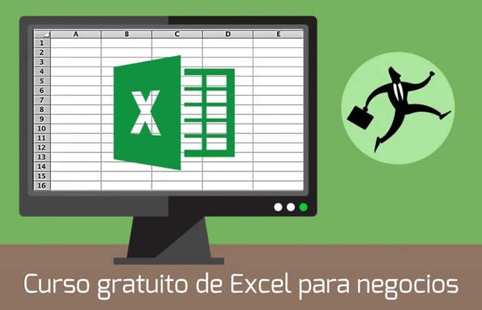 Nuevo curso gratuito de Excel para negocios