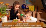 Educación Montessori. Curso gratuito de iniciación para educadores, docentes y madres