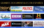 Grandes documentales en español de Documania TV