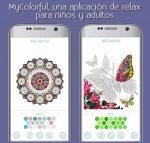MyColorful, una aplicación de relax para niños y adultos