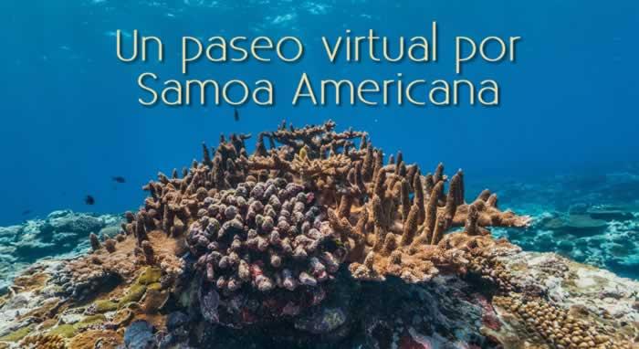 Paseo virtual por Samoa Americana